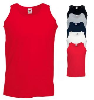 Fruit of the Loom Muskelshirt Athletic Vest