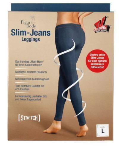 Slim Jeans Leggins